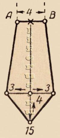 Как сшить галстук своими руками на резинке выкройки пошаговое фото 84